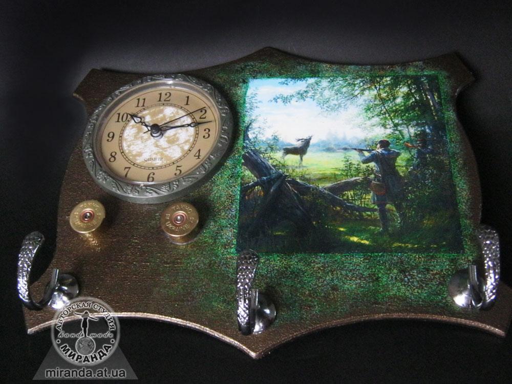 подарок для рыбака часы